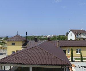 Двухкомнатные апартаменты с балконом 18