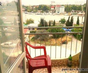 Апартаменты «Best-2» класса делюкс на берегу моря Севастополь