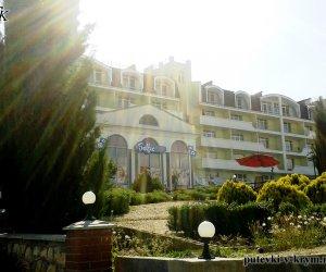 Гостевой дом «Апартаменты в доме у Греческой Хоры» Севастополь Крым