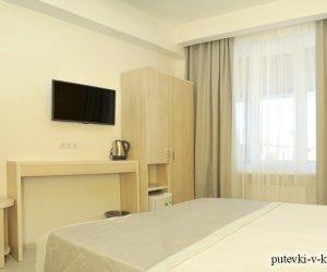 Апартаменты на первом этаже КК Черноморский 8