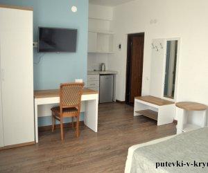 Двухместные апартаменты в отеле Черноморском 40