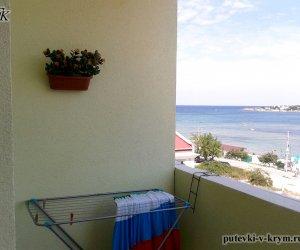 Бизнес апартаменты «Lucia» с кухней в доме у Греческой Хоры
