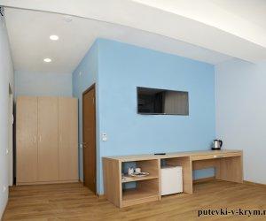 Двухместные апартаменты в клубном комплексе Черноморский 13
