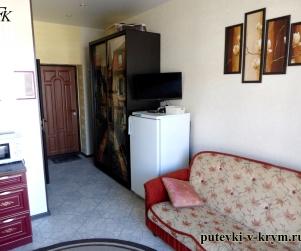 Трехместные апартаменты в корпусе ЖК «Палермо» 17