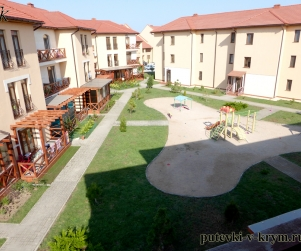 Двухкомнатные апартаменты в КК «Солнце и Море» № 61