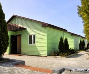 Туристическая база отдыха в Крыму «Акварель» с. Оленевка