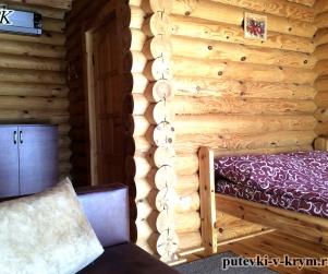 Трехместный номер в гостевом доме «Татьяна» Севастополь Орловка