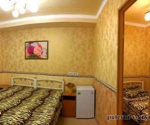 Апартаменты «Эконом» в гостевом доме Вилла Арнис