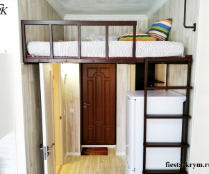 Четырехместные апартаменты в корпусе ЖК «Палермо» Черноморское Крым № 56