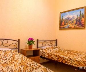 Двухкомнатный апартамент «Семейный» у моря Вилла Арнис Алушта