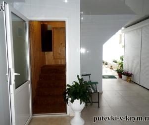Номер «Стандарт» с отдельным входом в гостевом доме «Водолейчик»