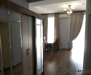 Двухкомнатные апартаменты с видом на море в отеле КК «Черноморский» 29