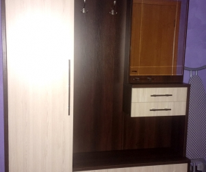 Трехместный номер «Сиреневый» в гостевом доме «Юлана» Севастополь Орловка
