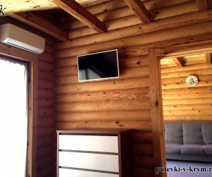 Двухкомнатный номер Люкс гостевой дом «Татьяна» Севастополь Орловка