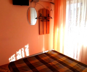 Двухместный номер в гостевом доме «Севиля» Курортное Феодосия