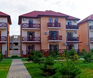 Четырехместные апартаменты в коттедже ЖК «Палермо» 109