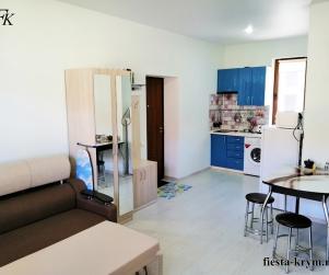 Четырехместные апартаменты в коттедже в ЖК «Палермо» № 105