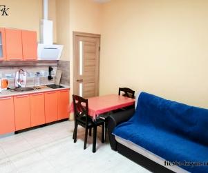 Двухкомнатные апартаменты с террасой в коттедже в ЖК «Палермо» 95
