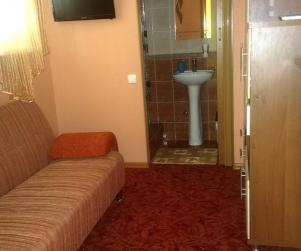 Одноместный номер «Персиковый» в гостевом доме «Юлана» Севастополь Орловка