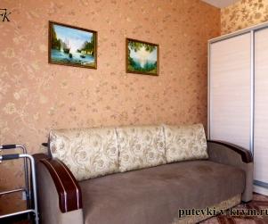 Трехкомнатные апартаменты в Коттеджном Комплексе Солнце и Море № 22-23