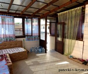 Двухкомнатные апартаменты с кухней в КК «Солнце и Море» № 30