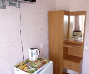 Двухместный номер с балконом ГД «Виктория» на Агафонова