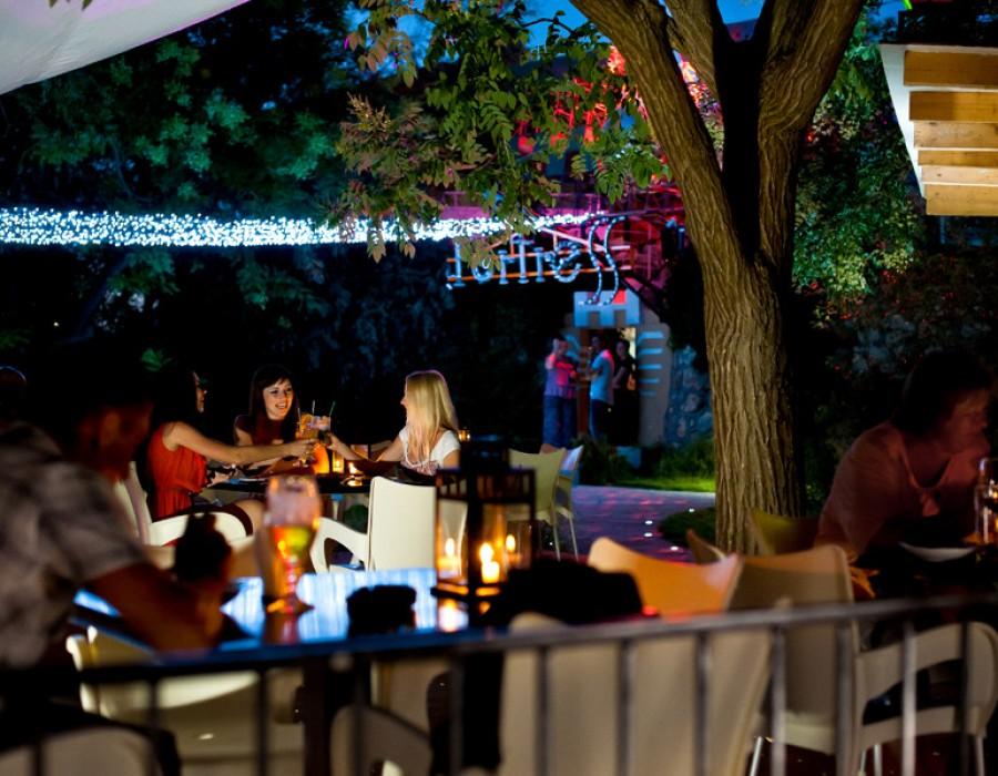 Ночной клуб в черноморском что такое резидент ночного клуба
